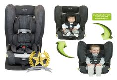 Babylove Ezy Combo Convertible Booster provides extra comfort for your baby from 6 months to 8 years. Buy it & get 26% discount.