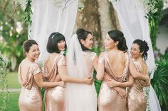The Inside Scoop: Edmund and Shiew Li's Rustic Wedding in Penang