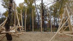 Have a look at our new forest playground | Unipark