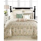 Martha Stewart Collection Bedding, Ornate Paisley Collection