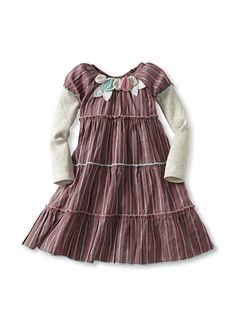 Sophie Catalou Atelier Girl's Tiered Dress at MYHABIT