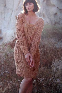 Rowan All-Seasons Chunky booklet (British knitting/crochet): Persephone by Marie Wallin, in Rowan All-Seasons Chunky yarn
