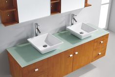 Over The Counter Bathroom Sinks