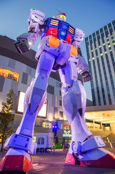Bucket List: Go to Odaiba, Tokyo and see this!