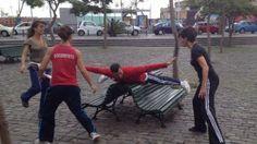 Tenerife Danza Lab presenta 'Howzit' en las calles de Santa Cruz de Tenerife - http://gd.is/vLGqpX