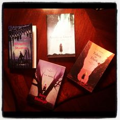 Shadow Falls  Series...New York Times best selling series. 5th coming out this April.