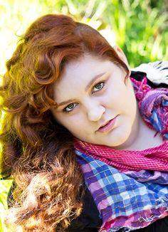 Subtle back-lit portrait.  BriannaDanyllePhotography.com #portrait