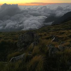 iPhone photo @tbfrost | There is nothing like waking up in the morning to find you are above the clouds. View from home here in the central highlands of Ethiopia #onassignment for nat geo magazine. I'm @tbfrost if you want to see more behind the scenes by natgeo