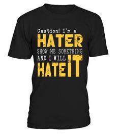 Tags: Hate, Hater, Hass, Hasser, Caution I'm a Hater, Internet, Videos, Movie, Movies, Video, Thumb down, Daumen runter, Funny, Hate it, Spruch, Sprüche, Games, Game, Gamer, Kritiker, Kritik, Note, Notes, Benoten, Bewerten, Lustig, Spass, Spruch, Sprüche, Fail, Nerd, Nerds, geek, Geeky,
