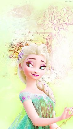 Elsa, The Snow Queen - Frozen ❄️