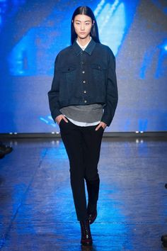 DKNY Fall 2013 RTW Collection - Fashion on TheCut