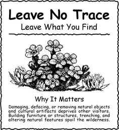 leave20no20trace-leave20what20you20find202.jpg 551×604 pixels