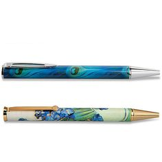 Metropolitan Museum of Art Pen Collection ($12) ❤ liked on Polyvore featuring home, home decor and filler