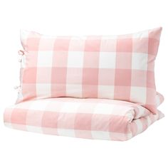 EMMIE RUTA Duvet cover and pillowcase(s) IKEA Yarn-dyed; the yarn is dyed before weaving; gives the bedlinens a soft feel. Luxury Duvet Covers, Bed Duvet Covers, Duvet Cover Sets, Best Bedding Sets, Luxury Bedding Sets, Modern Bedding, Linen Duvet, Duvet Bedding, Comforter Sets