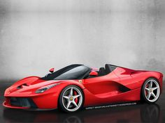 #Ferrari #LaFerrari #Spider is currently in third place on the Top 10 Most Expensive Cars. mostexpensivecartoday.com