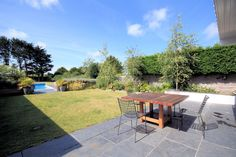 Trerokken - Rock - John Bray Cornish Holidays - Homes with swimming pools to let, Cornwall