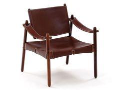 Poltrona Veranda / Veranda Armchair. Design by Jorge Zalszupin, 1960's