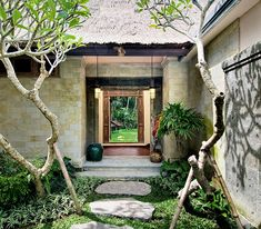 No. 3 Desa Kerasan, private residence - Ubud, Bali
