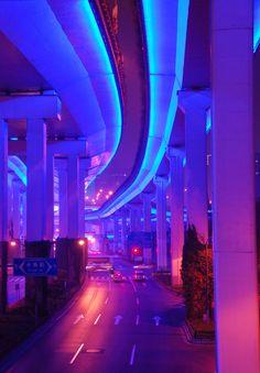 40 Trendy Ideas For Neon Lighting Aesthetic Wallpaper Vaporwave, Cyberpunk Aesthetic, Purple Aesthetic, Cyberpunk City, Aesthetic Light, Night Aesthetic, City Aesthetic, Urban Aesthetic, Fille Gangsta