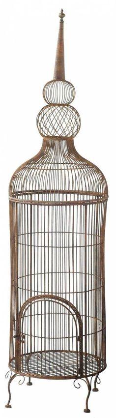 Tôle Plaque XXL Fun Cage à oiseaux