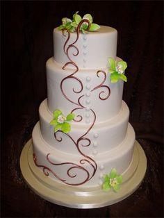 Possible Wedding Cake Design
