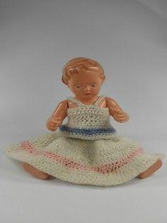 717) Kleine SCHILDKRÖT * URSEL * Puppe * 22cm
