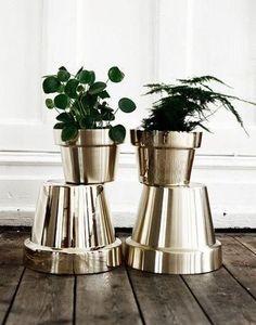 Idea for plant pots?