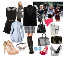 "The Girls of ""Clueless""  ---fashion inspiration from your favorite pop culture obsessions of your childhood. www.buzzfeed.com/summeranne/22-of-your-childhood-style-icons-revisited.    Punky Brewster? Babsitters' Club? They nailed it."
