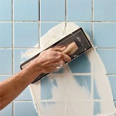 The Tips & Tools to Regrout Your Bathroom  If the grout around your tub is crumbling, it may be time to redo it before water and mildew cause even more damage. PM's home DIY experts show you the steps and the tools you'll need to complete a good-looking and long-lasting grout job. By Roy Berendsohn      Read more: How to Grout Tile - Regrout Your Bathroom - Popular Mechanics