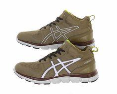 Asics Womens G1 Mid Sports Atheletic Shoes Running Shoes 111435106-6089 #ASICS #RunningCrossTraining