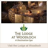 I have done day trips here while staying at Woodloch Pines.  This is an AMAZING spa!