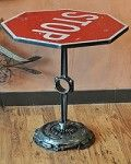 Stop sign table. $650
