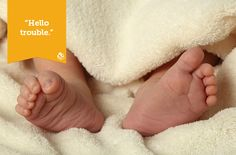 Mums share: The first thing I said to my baby.  BabyCentre Blog