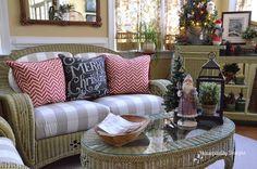 Sunroom Christmas Decor Housepitality Designs