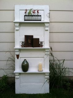 Repurpose Ideas for Old Doors and Windows- fabulous ideas