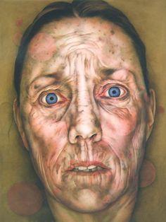 Vicki Walsh  - amazing portrait