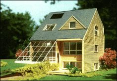 Affordable by Design.  Building an Eco-House on a Tight Budget is No Longer an Impossible Dream