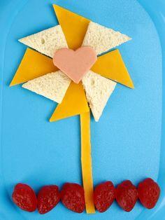 A fun #FunBites creation! #MakeMealsFun #toddlermealideas