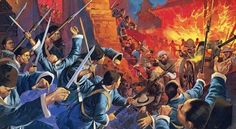 The Boxer Rebellion, Boxer Uprising or Yihetuan Movement was a violent anti-foreign and anti-Christian movement which took place in China towards the end of the Qing dynasty between 1898 and 1900. Description from pixgood.com. I searched for this on bing.com/images