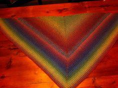 Kauni shawl