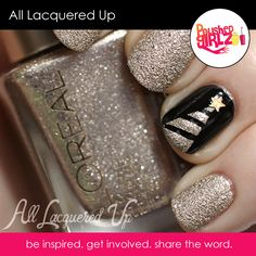 Blogging for a Cause: All Lacquered Up for Polished Girlz