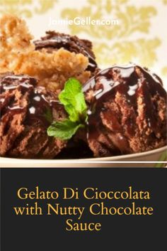 This delicious chocolate ice cream is so close to the real thing that an Italian friend of ours, Adriano Benjamino, asked me how I managed to get his mother's secret recipe! And it's Pesachdik too!  #glutenfree #shabbat #pareve