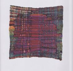 from Sheila Hicks: 50 Years by Joan Simon and Susan C. Faxon