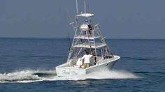 Fishing Charters Costa Rica-Front Row