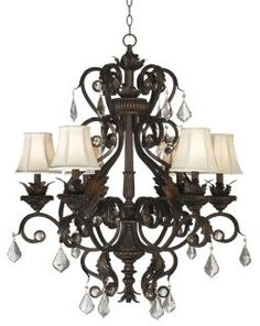 "Kathy Ireland Ramas de Luces Bronze 30"" Wide and 36.5 inches tall $399.99"