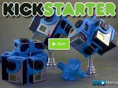 360Heros Kickstarter Campaign