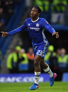 Michy Batshuayi Photos Photos: Chelsea v Brentford - The Emirates FA Cup Fourth Round Chelsea Football, Chelsea Fc, Brentford, Premier League Champions, Stamford Bridge, Fa Cup, You Fitness, Liverpool, Blues