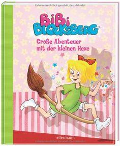 Bibi Blocksberg - Große Abenteuer mit der kleinen Hexe von Doris Riedl http://www.amazon.de/dp/3770722140/ref=cm_sw_r_pi_dp_zvZwub0AX9RV0