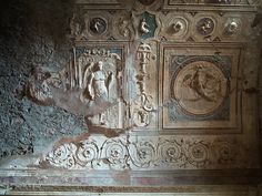 Pompeian Ceiling by Jan