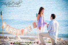 Marry Me? A Surprise Destination Proposal. | Heather Holt Photography: Cayman Islands